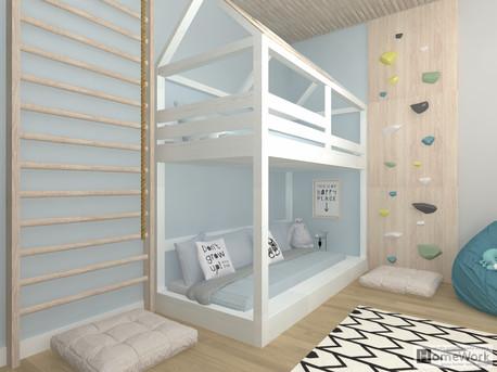 Pokoj ośmioletniego Bruna.JPG