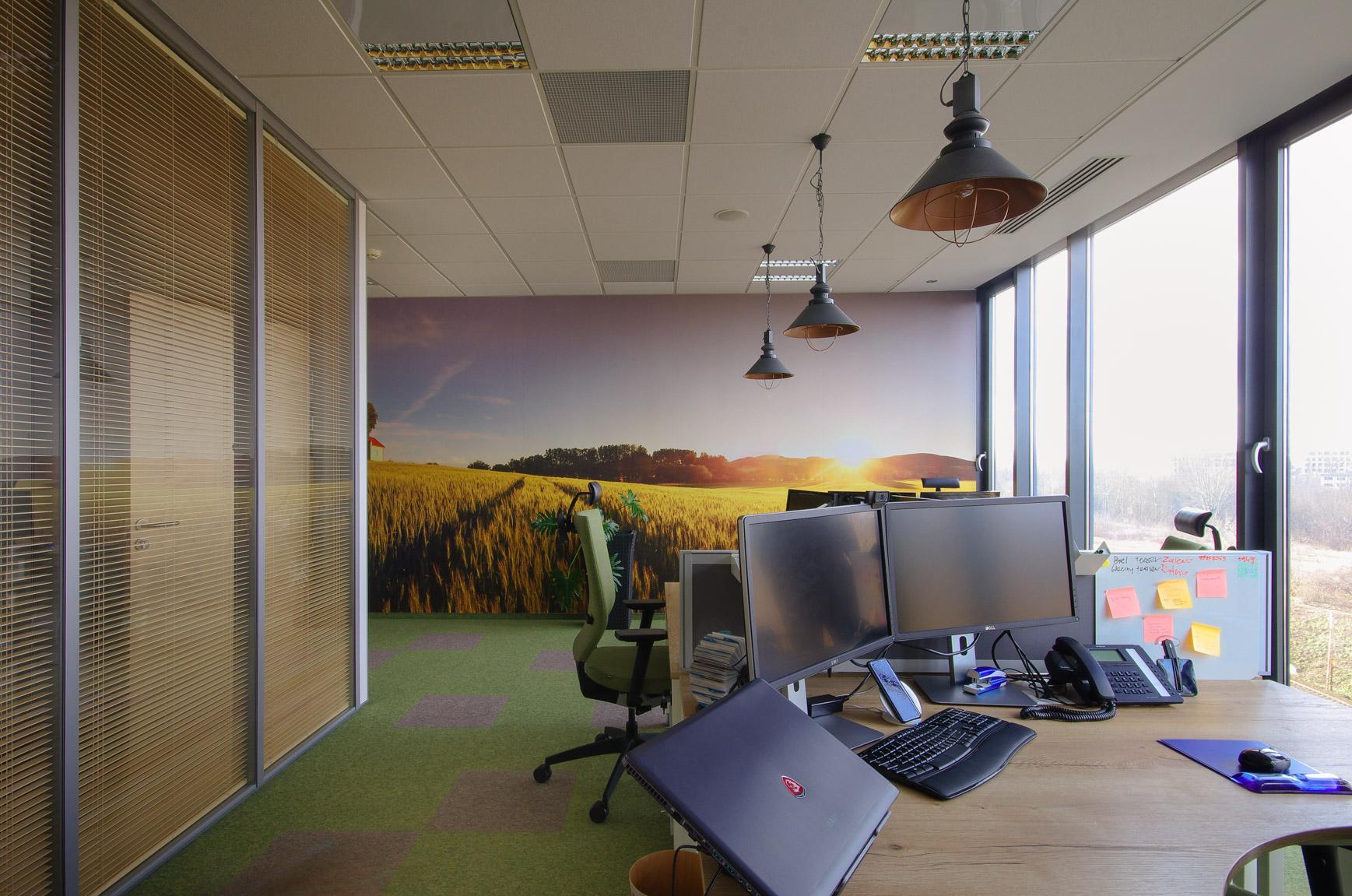 Sielskie klimaty, biuro