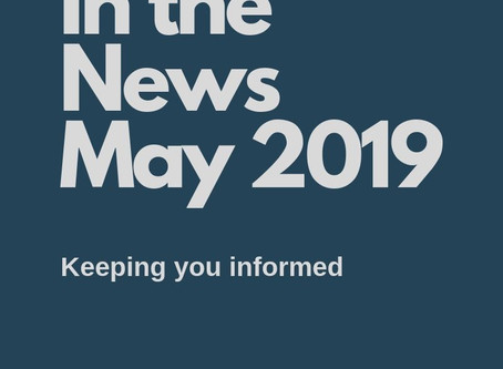 In the News May