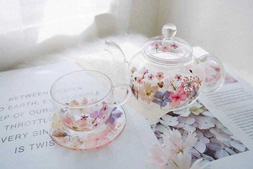 |精緻茶碟茶壺套裝工作坊|