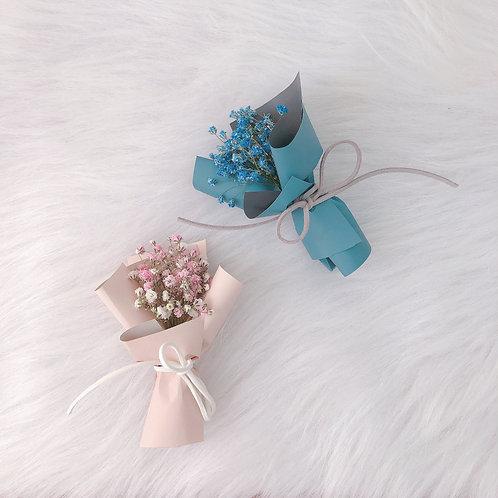 永生花乾燥花 韓式花束