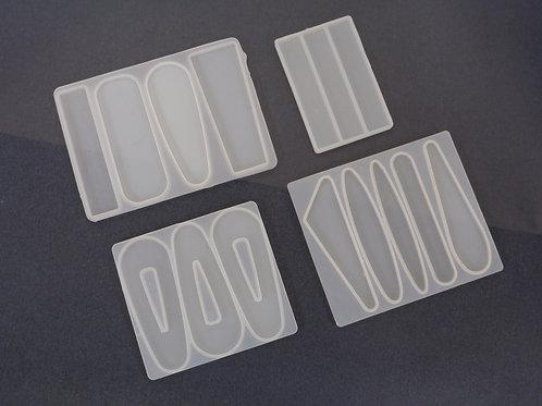 滴膠矽膠模具