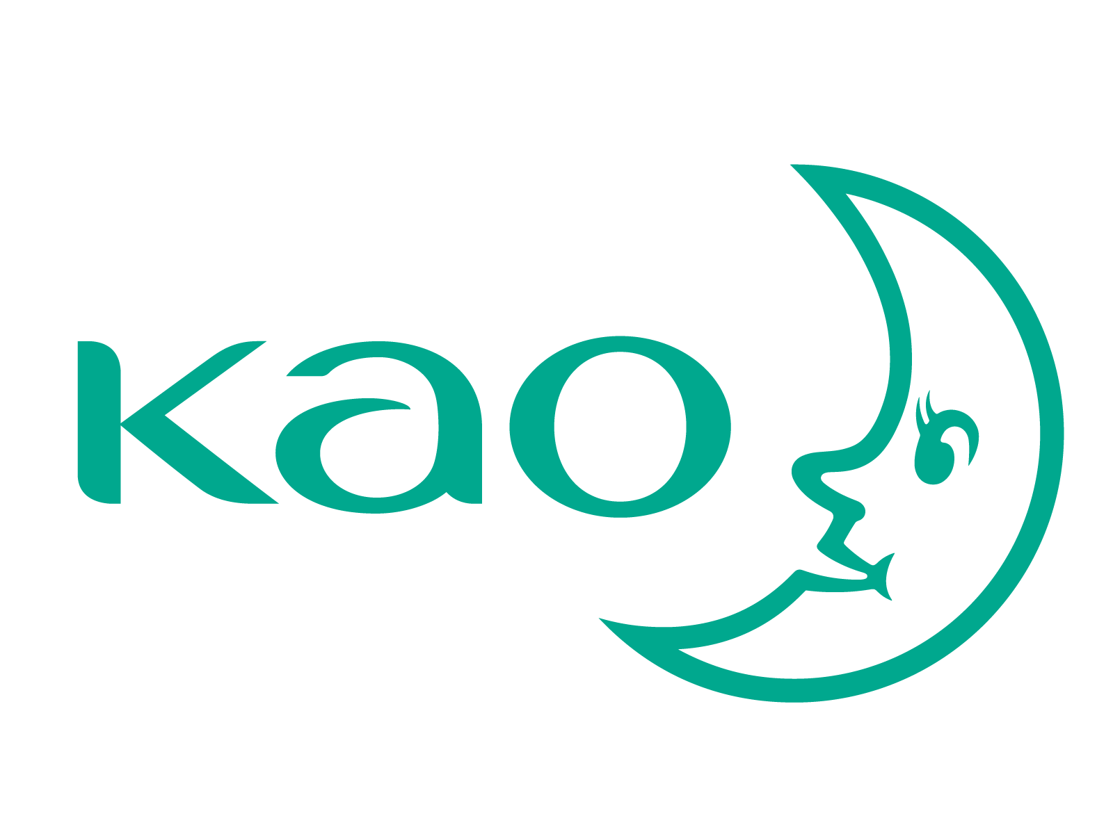 Kao-logo-moon