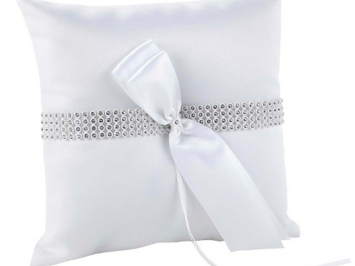 Traditional 8-inch Ring Bearer Pillow