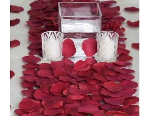 Silk Rose Pedals (500 pk)