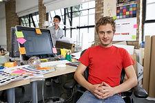 Designer in Studio