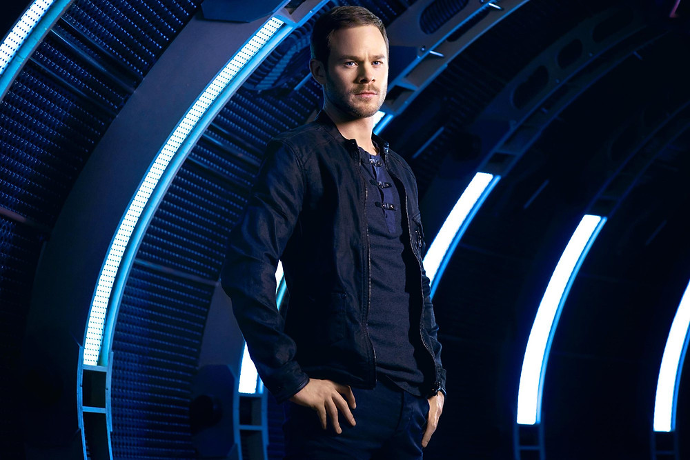 BEST LEAD ACTOR IN A DRAMA SERIES FOR KILLJOYS ...CANADIAN SCREEN AWARDS 2019