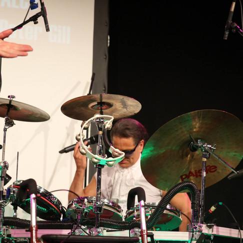 ALIve! 13.September 2014 Langenau mit xxxband-Nepo Fitz, Siggi Schwarz, Holger Schulten
