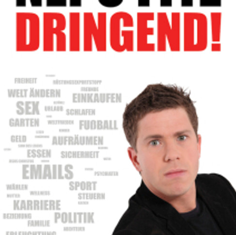 DRINGEND! Das dringendste Programm von Nepo Fitz, jetzt dringlicher denn je! Dringende Premiere in M