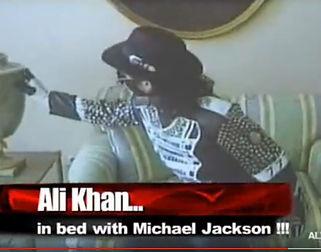 Ali Khan Show Michael Jackson.JPG