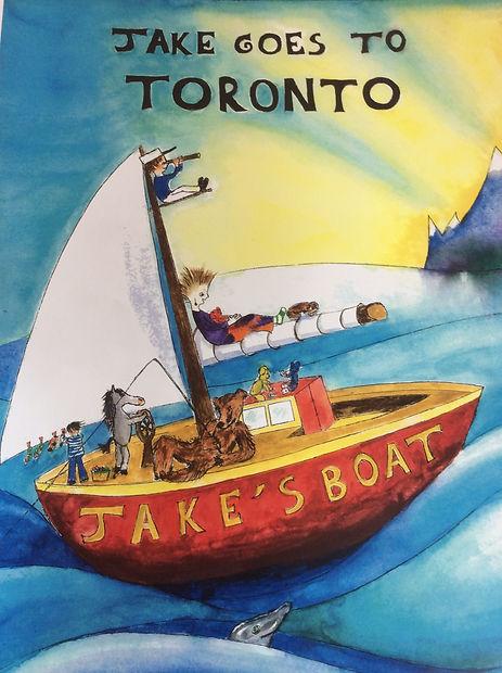 Jake goes to Toronto