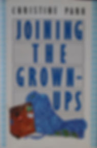 joining the grownups cover