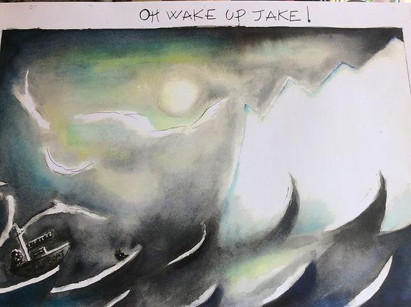 Oh, Wake up Jake!