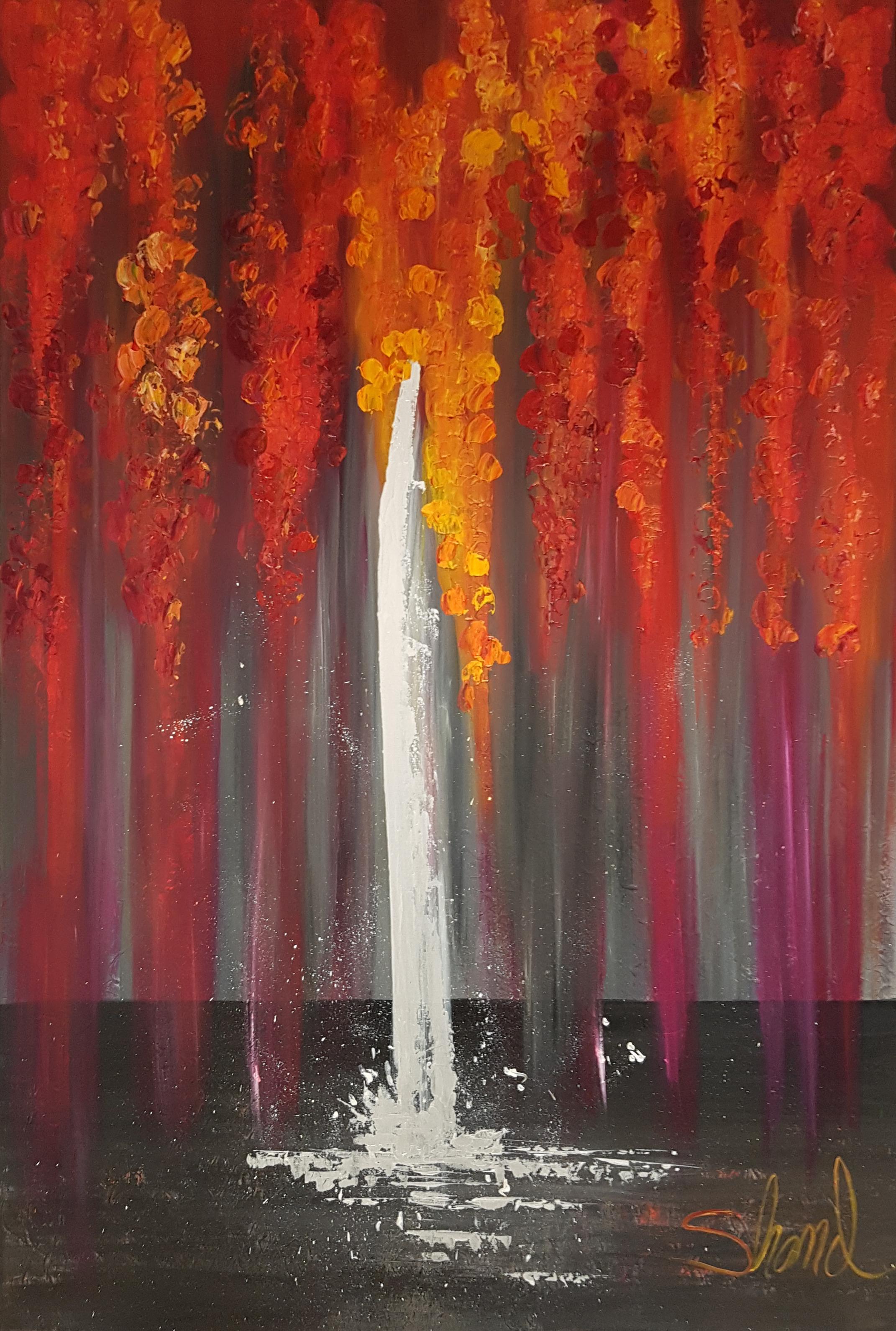 Dante s Paradise 40 x 60 sold