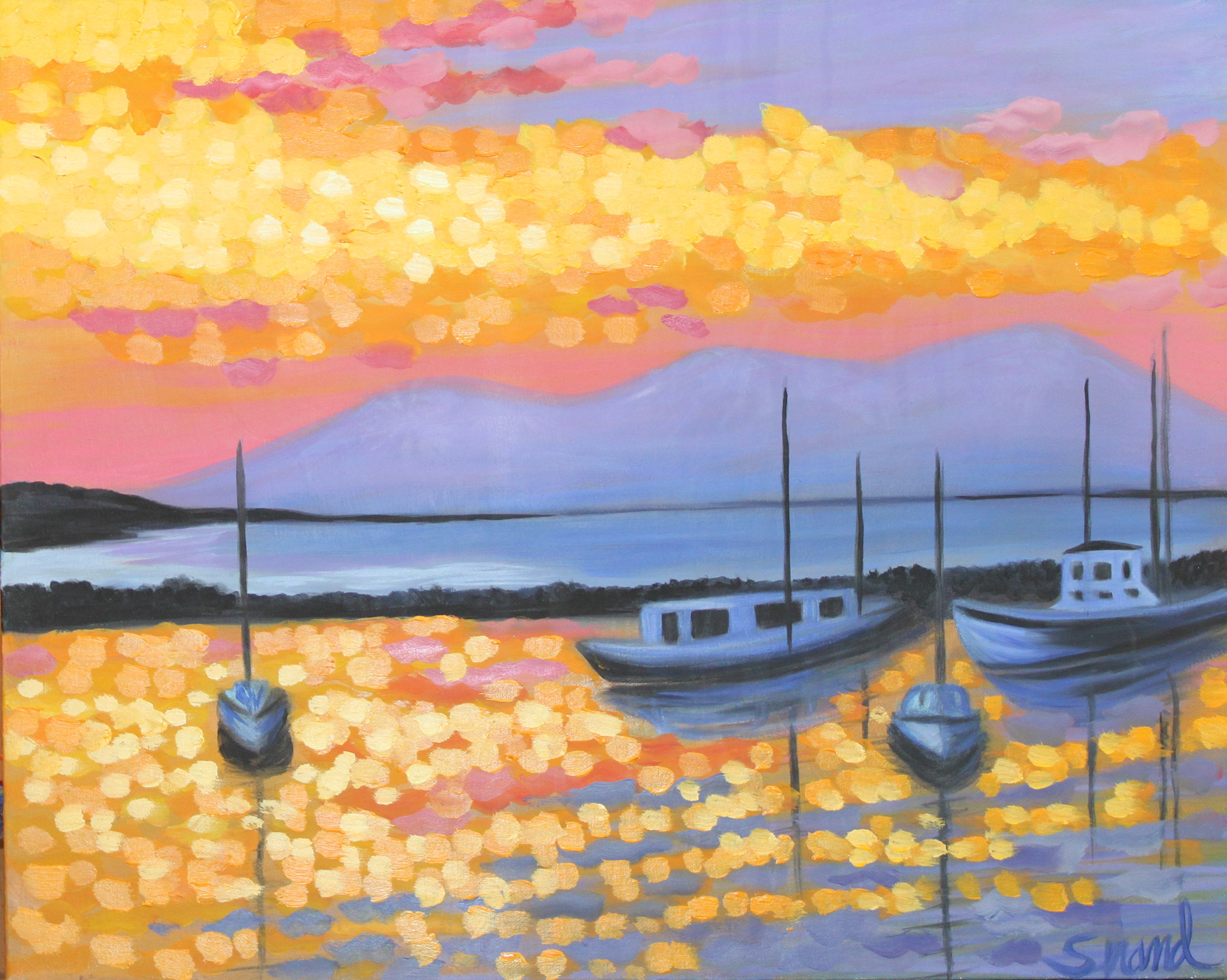 Boats(oil)_20Wx16H_NB