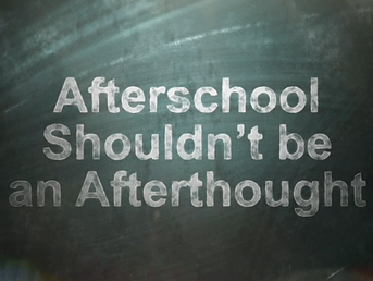 City Leaders Take a Stand for After School