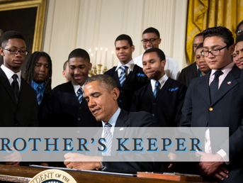 White House My Brothers Keeper Taskforce Issues 90 Day Report