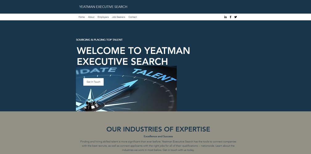 Yeatman Executive Search