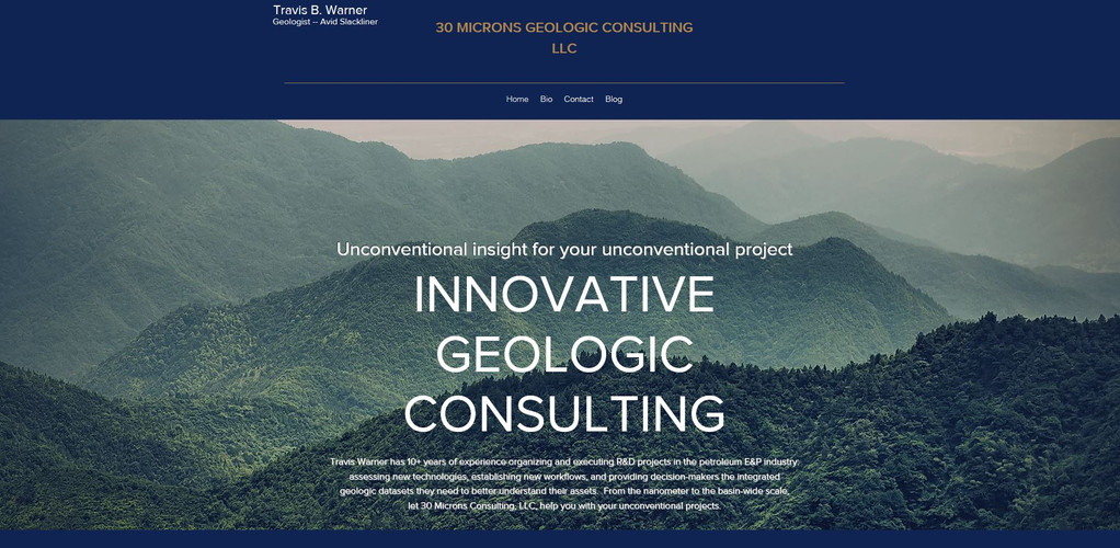 30Microns Geologic Consulting
