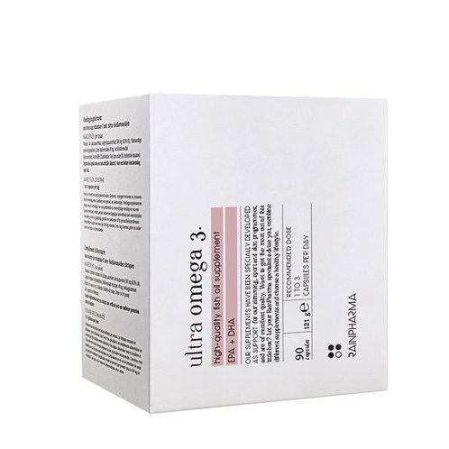 RainPharma Ultra Omega 3 - 90 capsules