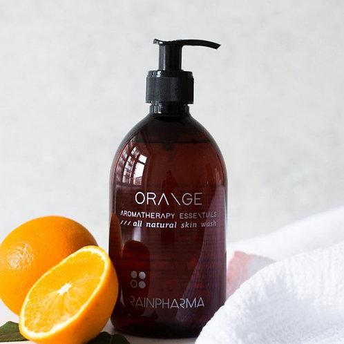 Aromatherapy Skin Wash Orange 500ml