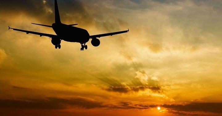 Direction le soleil ☀️_#navetteaeroport#