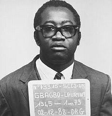 """Laurent Gbagbo """"En 1960, j'avais quinze ans ... il faut construire l'Afrique"""""""