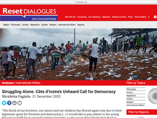 Struggling Alone, Côte d'Ivoire's unheard Call for Democracy