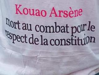 Côte d'Ivoire August 2020 People's Revolution