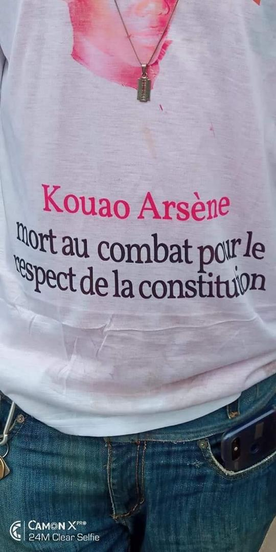 Côte d'Ivoire August 2020 People's Revolution
