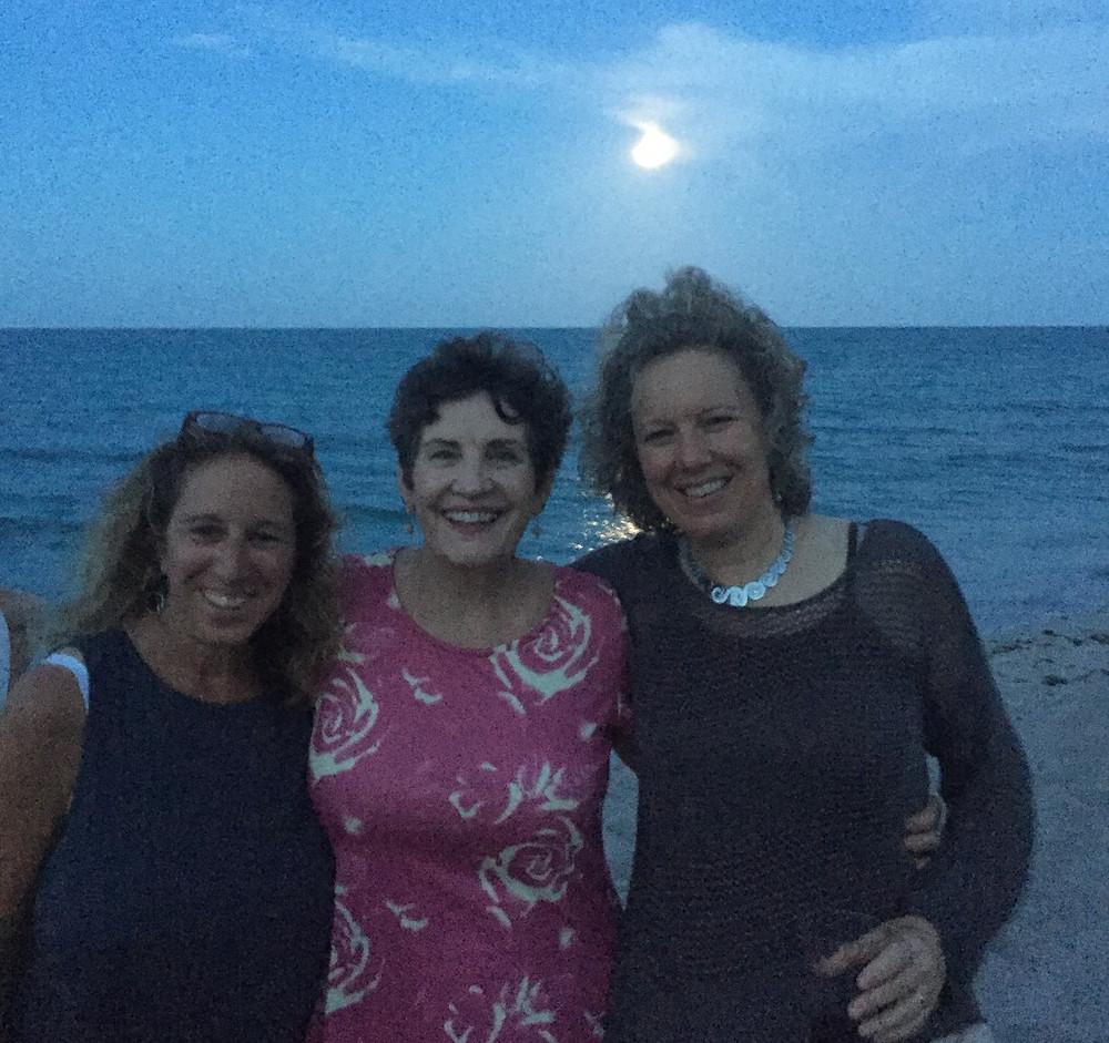 Full Moon at Escalen
