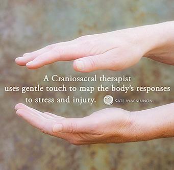 How do I become a Craniosacral therapist?