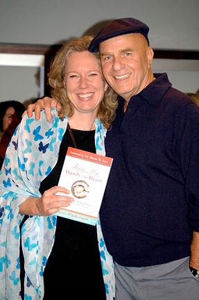 Wayne Dyer & Kate Mackinnon