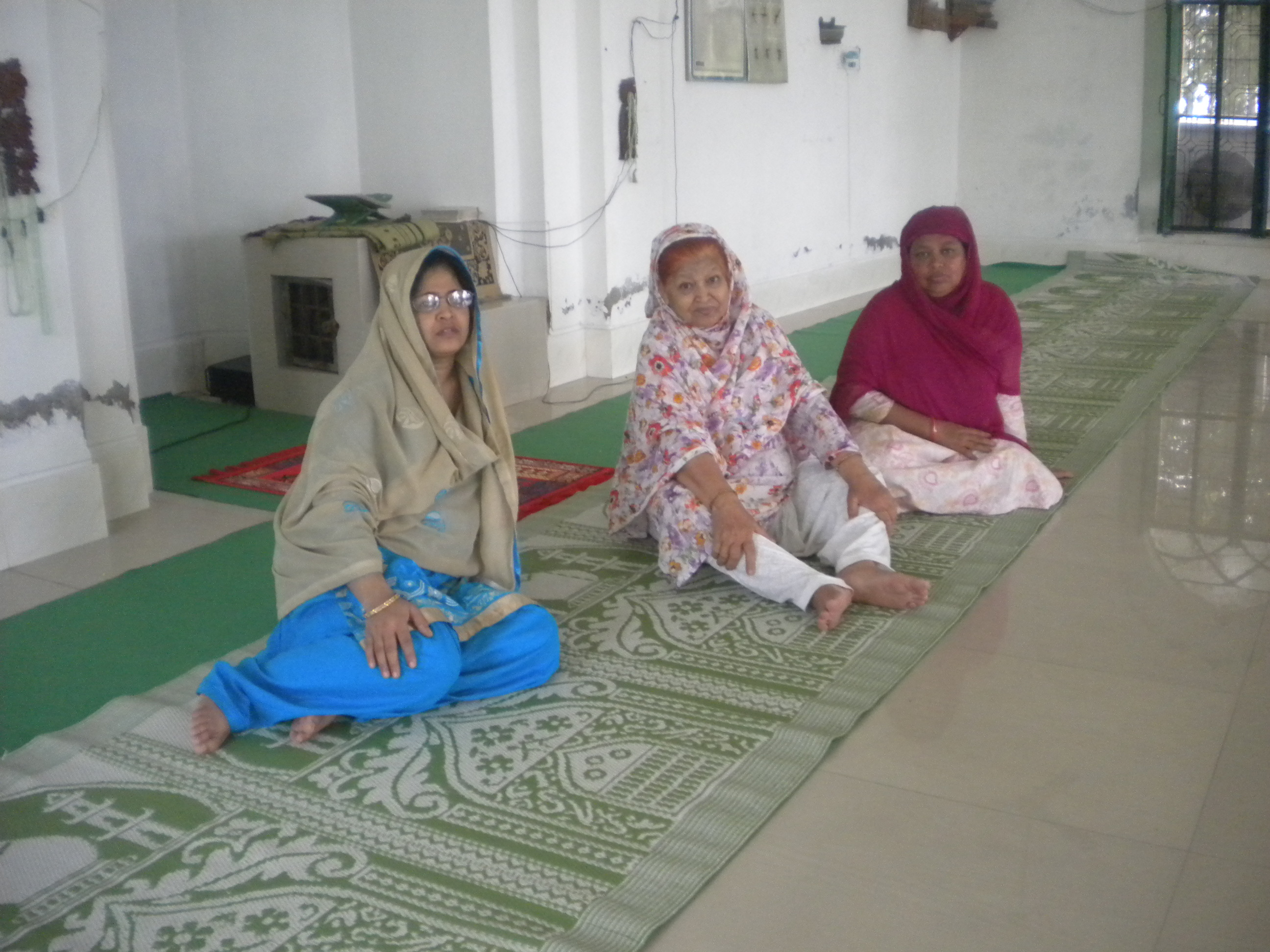 Women Inclusive Mosque
