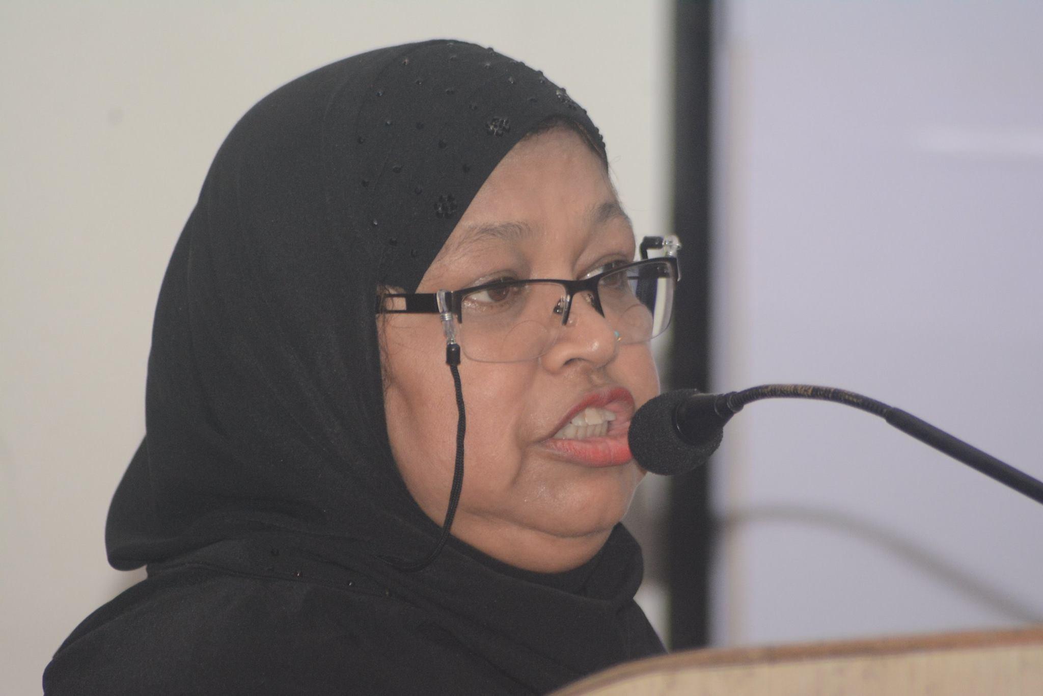Shaista Ambar-President AIMWPLB