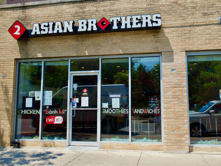 2 Asian Brothers