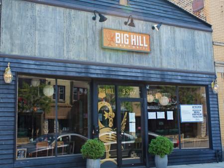 Big Hill Cantina