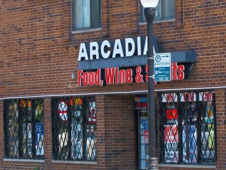 Arcadia Food, Wine & Sprits