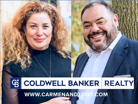 Carmen & Tony   Coldwell Banker