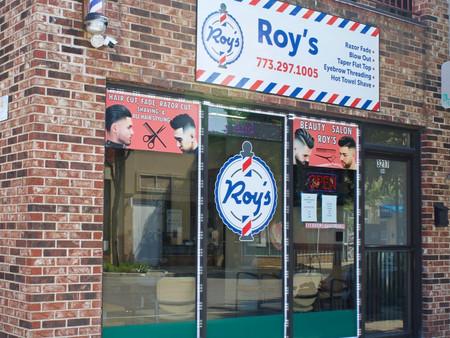 Roy's Barber Shop