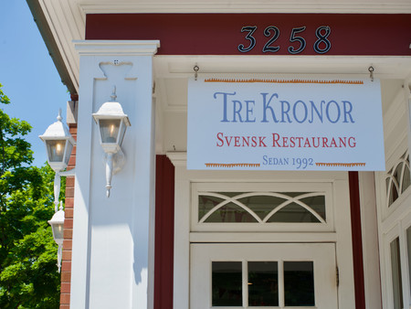 Tre Kronor Swedish Restaurant