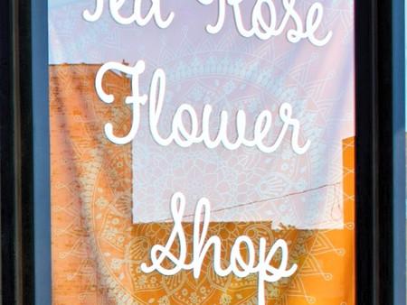 Tea Rose Flower Shop