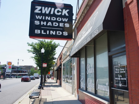 Zwick Window Shades and Blinds