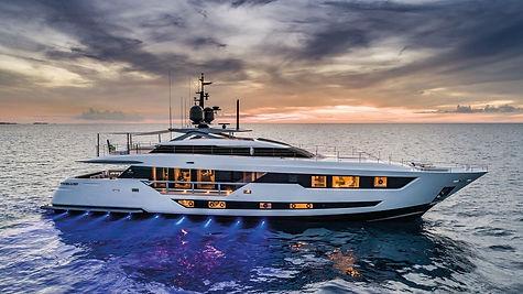 Custom Line 120 _ 38m Motor Yacht _ Ferr