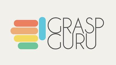 New Logo grasp guru s2 logo (off beige).