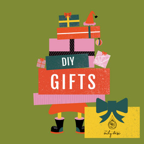 Last Minute DIY Gifts You're Proud to Give