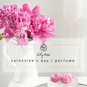 LOVE (& Oils) In The Air   Valentine's Day Perfume Blends