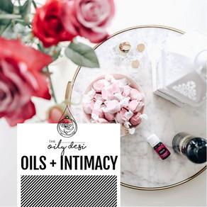 Oils + Intimacy