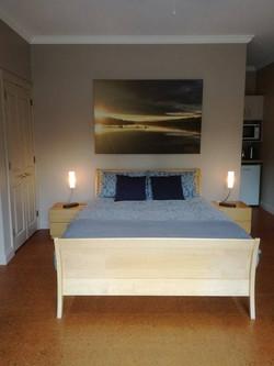 CH karapiro bed