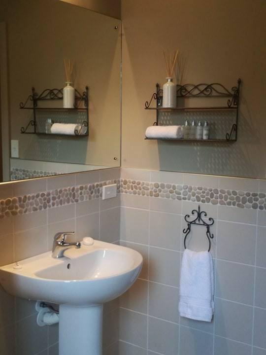 CH karapiro bathroom